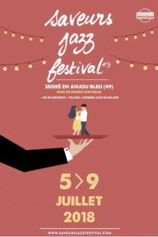 SAVEURS JAZZ FESTIVAL - Electro Deluxe / Roberto Fonseca à SEGRÉ @ Parc de Bourg-Chevreau - Billets & Places