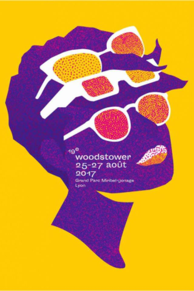 WOODSTOWER - PASS 2 JOURS @ Grand Parc Miribel Jonage - Plage du Fontanil - Vaulx-en-velin