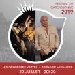 Concert BERNARD LAVILLIERS - LES NEGRESSES VERTES à CARCASSONNE @ THEATRE JEAN DESCHAMPS (CARCASSONNE) - Billets & Places