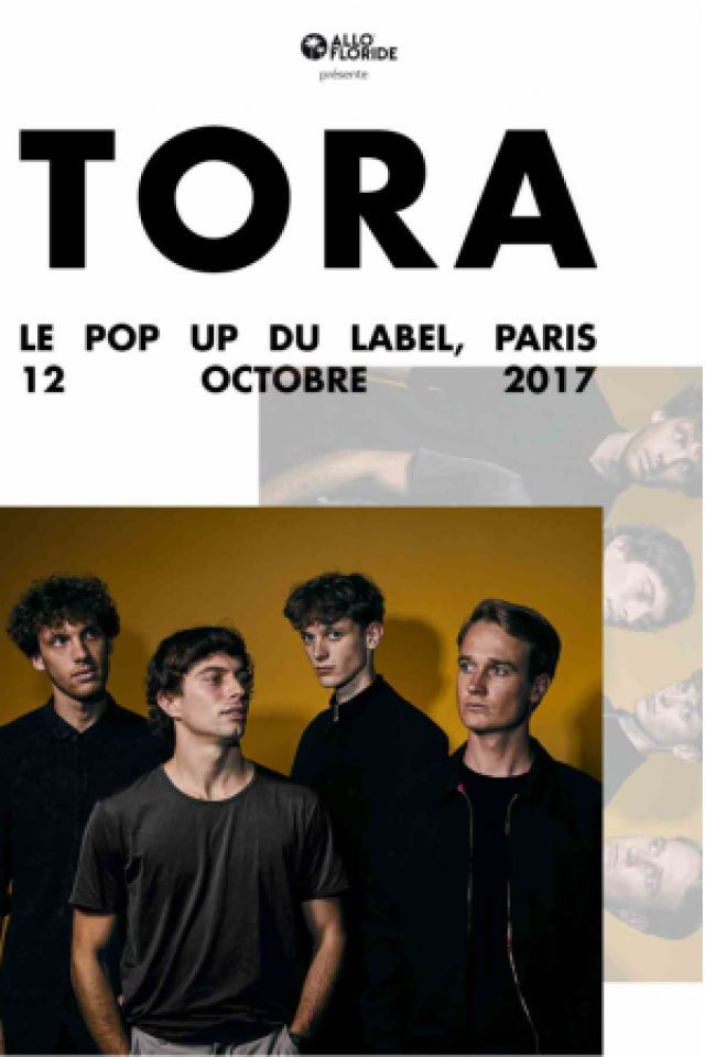 Tora @ Pop-Up! - PARIS
