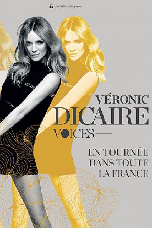 VERONIC DICAIRE «Voices» @ Théâtre Galli - SANARY SUR MER