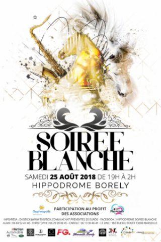 Billets Hippodrome Soirée Blanche - Hippodrome Borély