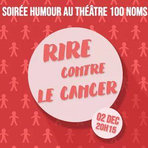 """Drôle De Soirée - """"Rire Contre Le Cancer"""" Antoine Sentenac"""