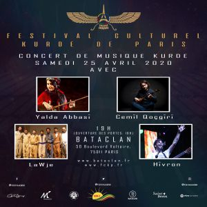 Festival Culturel Kurde De Paris