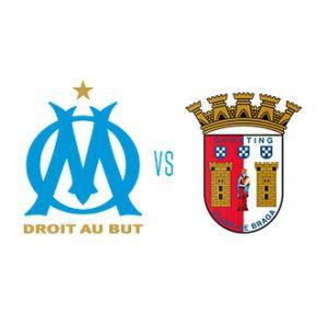 Olympique de Marseille - SC Braga @ Orange Vélodrome - Marseille