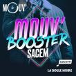 Concert Mouv' Booster SACEM à PARIS @ La Boule Noire - Billets & Places