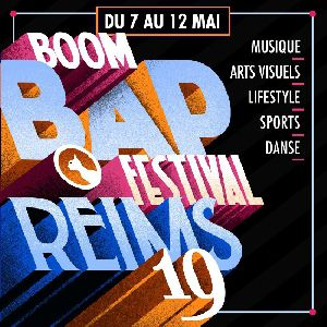 Boom Bap Festival Pass 2 Jours