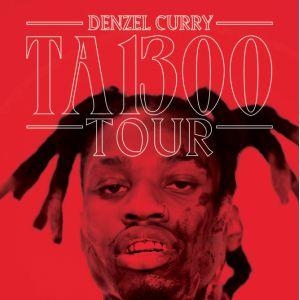 DENZEL CURRY @ Le Trabendo - Paris