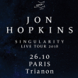 Concert Jon Hopkins à Paris @ Le Trianon - Billets & Places