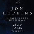 Concert Jon Hopkins + HAAi à Paris @ Le Trianon - Billets & Places