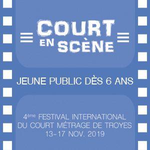 Court En Scène - Jeune Public À Partir De 6 Ans