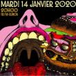 Concert TEENAGE MENOPAUSE DOUBLE RELEASE PARTY à Paris @ Point Ephémère - Billets & Places