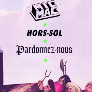 HORS-SOL - Remue Ménage de Collectifs  @ La Marbrerie - MONTREUIL