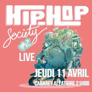 Hiphop Society : Dope St Jude+ Yugen Blakrok + Exile All Stars