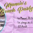 Soirée Mamie's Beach Party 2018 à PARIS 19 @ Glazart - Billets & Places