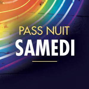 Solidays 2020 - Pass Nuit Samedi