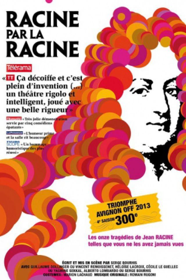Racine par la racine @ Essaïon Théâtre - Paris