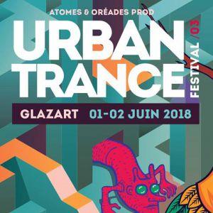 Urban Trance Festival Day 2 @ Glazart - PARIS 19
