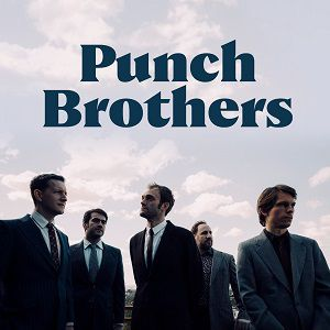 PUNCH BROTHERS @ Le Trianon - Paris