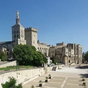 Visite du Palais des Papes @ Palais des papes - AVIGNON