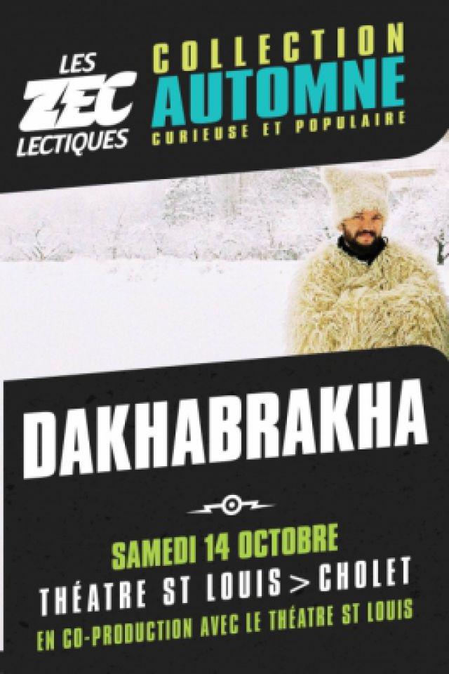 DAKHABRAKHA / MAARJA NUUT & HENDRICK KALJUJÄRV @ Théâtre St Louis - CHOLET