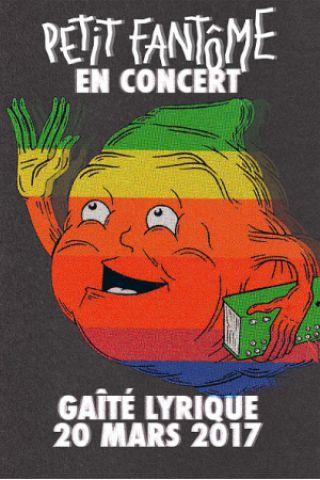 Concert PETIT FANTOME + MAK JAK à Paris @ La Gaîté Lyrique - Billets & Places