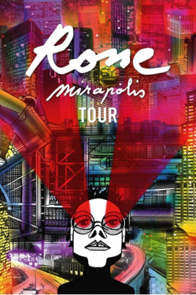 RONE - MIRAPOLIS TOUR @ TRANSBORDEUR - Villeurbanne