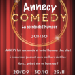 Spectacle ANNECY COMEDY