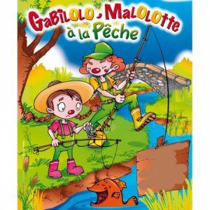Gabilolo Et Malolotte À La Pêche