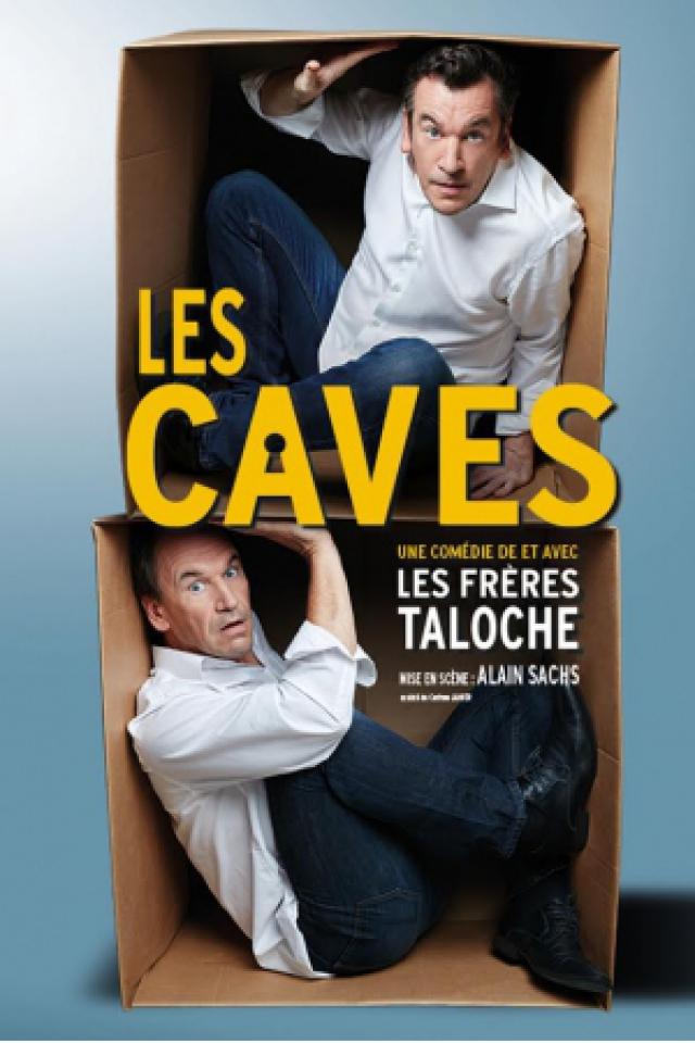 "LES FRERES TALOCHE ""LES CAVES"" @ LE K - KABARET CHAMPAGNE MUSIC HALL - TINQUEUX"