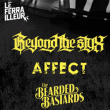 Concert BEYOND THE STYX + AFFECT + THE BEARDED BASTARDS à Nantes @ Le Ferrailleur - Billets & Places