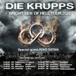 Concert DIE KRUPPS Bright Side Of Hell Tour 2022 à PARIS @ Petit Bain - Billets & Places