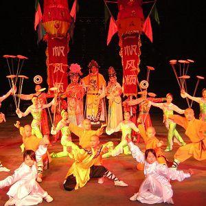 Les Moines Shaolin  Nouveau Spectacle @ SALLE POIREL NANCY - NANCY