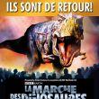 Affiche La marche des dinosaures / le spectacle