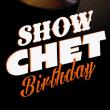 Concert SHOW CHET BIRTHDAY à Paris @ Café de la Danse - Billets & Places
