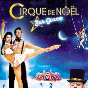 Le Grand Cirque De Noël Sur Glace À Compiègne
