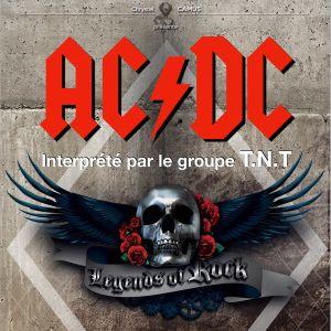 Ac/Dc Par Tnt Legends Of Rock