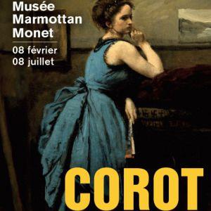 visite guidée: COROT LE PEINTRE ET SES MODÈLES - Michel Lhéritier @ Musée Marmottan Monet - PARIS