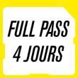 Festival FULL PASS 4 JOURS à HYÈRES @ MIDI Festival :  - Billets & Places