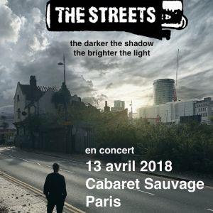 THE STREETS @ Cabaret Sauvage - Paris