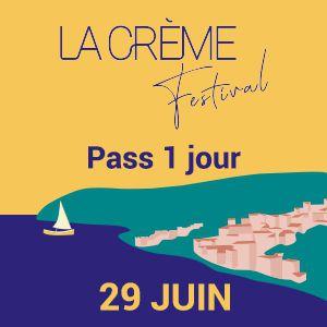 La Creme Festival - Jour  2 - K. Lambist, C. Killer, Alice Et Moi