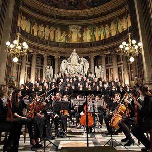 Messe en UI de Mozart @ Paroisse Catholique Saint-Louis en l'île - PARIS