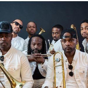 Hypnotic Brass Ensemble + Guest