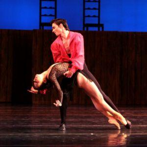Carmen et Shérérazade par le Grand Ballet de Kiev @ AGORA 324