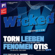 Concert WICKED #16 : MISS TORN + LEEBEN + OTIS + FÉNOMEN à BELFORT @ LA POUDRIERE - Billets & Places