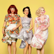 Spectacle SOIREE SWING WITH THE PUPPINI SISTERS