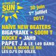 VITROLLES SUN FESTIVAL - PASS 2 JOURS @ DOMAINE DE FONTBLANCHE - Billets & Places