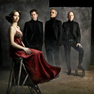 Cuarteto Casals @ THEATRE DE L'ARCHIPEL - CARRE 12/13 - PERPIGNAN