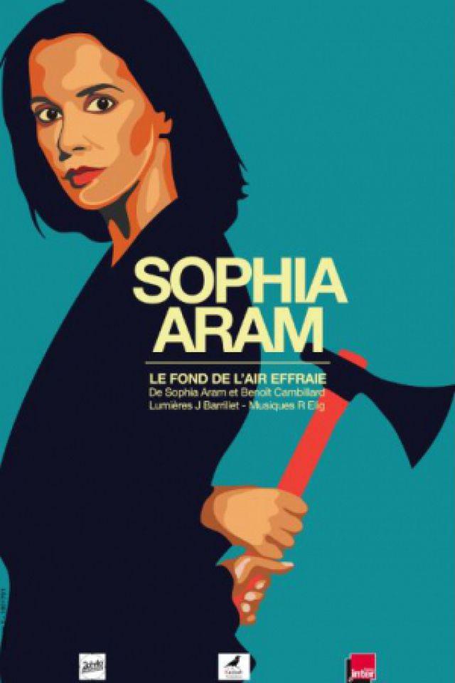 SOPHIA ARAM @ Cité des Congrès -Auditorium 800 - Nantes