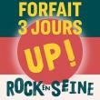 Festival ROCK EN SEINE 2019 - FORFAIT 3 JOURS - UP ! à Saint-Cloud @ Domaine national de Saint-Cloud - Billets & Places